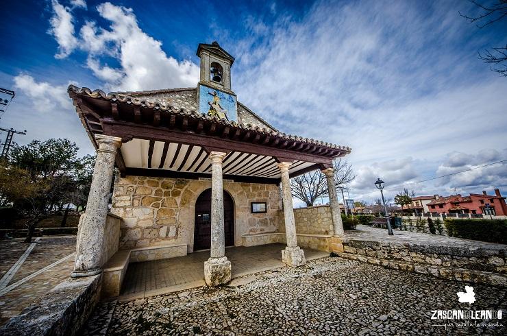 Ermita de la Soledad en Horche, Guadalajara