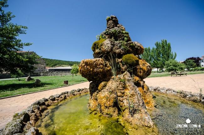 Multitud de fuentes y manantiales pueblan el término municipal de Tragacete, Cuenca
