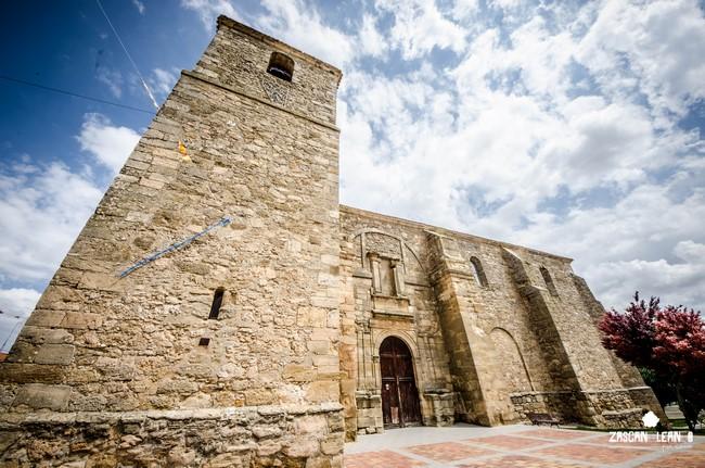 La iglesia de Belinchón fue declarada Monumento Nacional en 1972