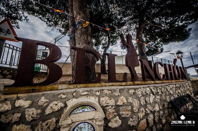Letras de entrada a Belinchón, Cuenca