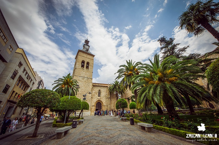 Iglesia de San Pedro, en Ciudad Real