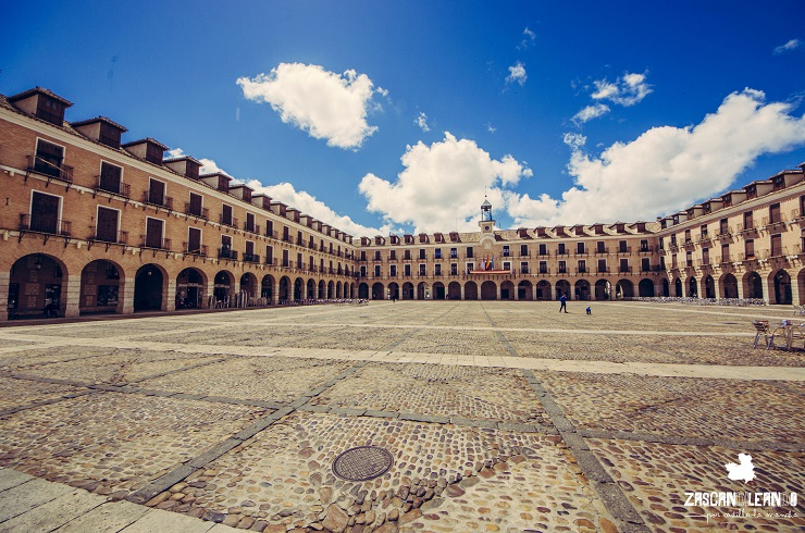 Plaza Mayor de Ocaña, Toledo