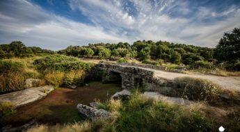 El puente romano de Garciotum, en la provincia de Toledo, es una maravilla