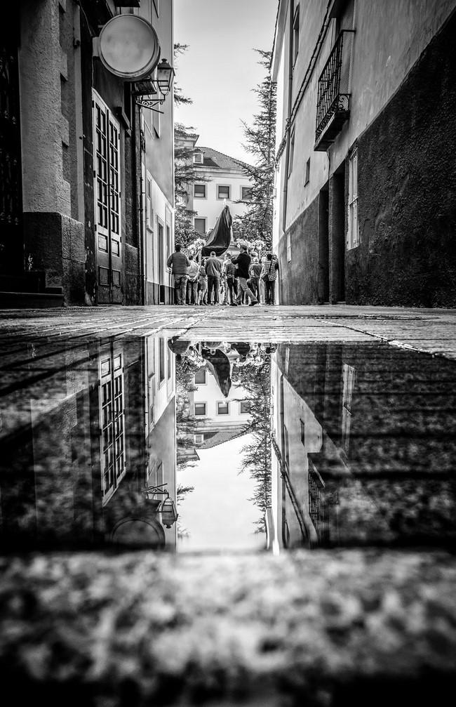 En la Semana Santa de Cuenca, Alejandro Simón hace unos reportajes fotográficos sobervios