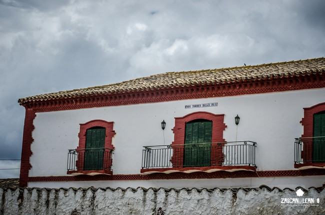 La casa señorial más bella de Vellisca es la de los Hermanos Torres Ruiz