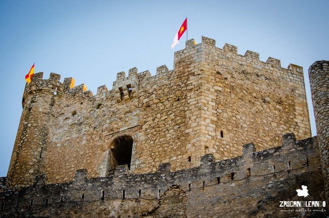 Diversas leyendas hacen referencia al castillo islámico de Alcalá del Júcar