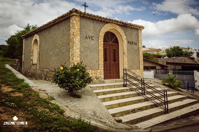 Vellisca tiene una ermita en uso, la de la Virgen del Carmen