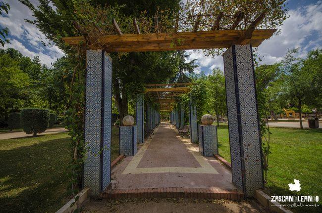 El parque Gasset es el más importante de todos los que hay en Ciudad Real