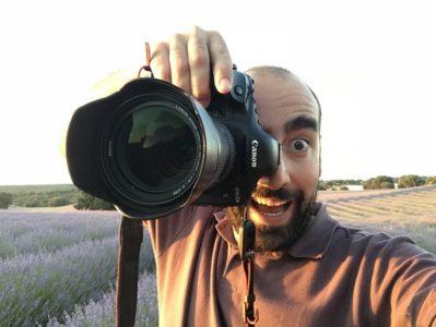 Alejandro M. Simón es un excelente fotógrafo conquense