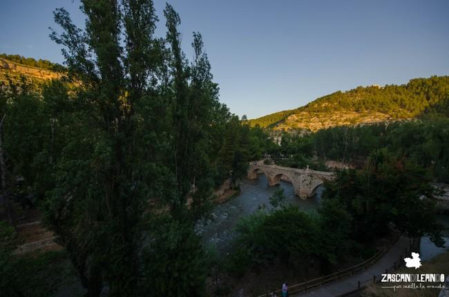 El puente romano de Alcalá del Júcar no tiene origen romano