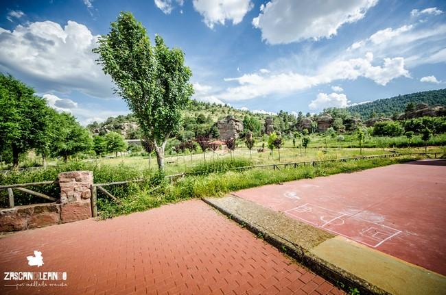 Chequilla posee la única plaza de toros natural en toda España