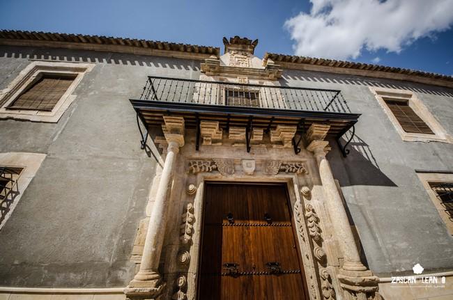 Esta construcción de Iniesta también es llamada casa de los Espinosa