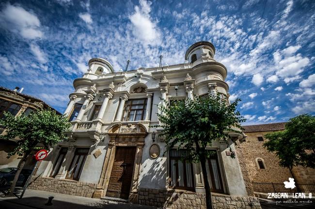 Villarrobledo está poblado de edificios hermosos como el Círculo Mercantil