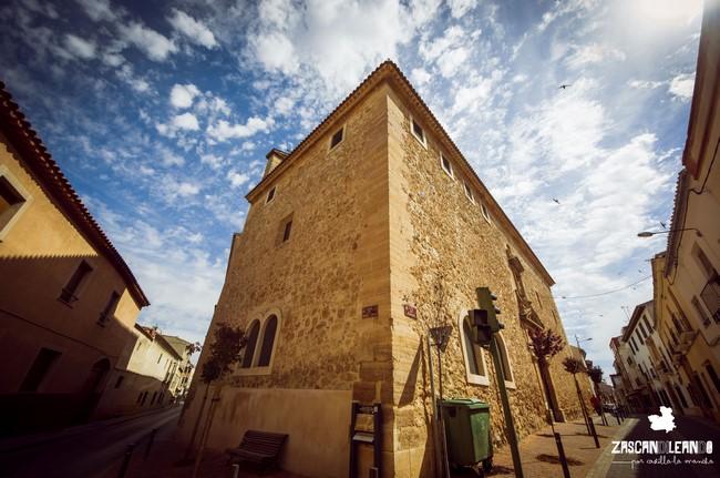 Otro convento importante de Villarrobledo es el de Santa Clara