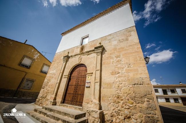 Además de museo arqueológico, la ermita de la Concepción ha tenido funciones de centro cultural