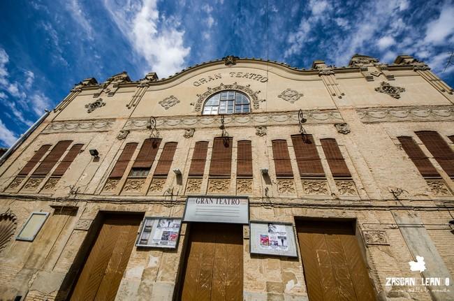 El protagonista del ocio en Villarrobledo es el Gran Teatro