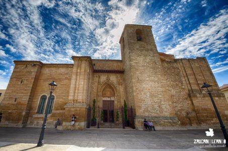 Iglesia de San Blas, en Villarrobledo, Albacete