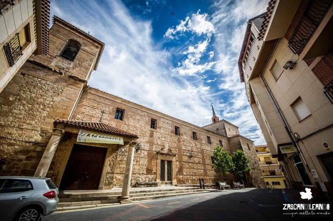 De los templos más bellos de Villarrobledo, la iglesia de San Sebastián