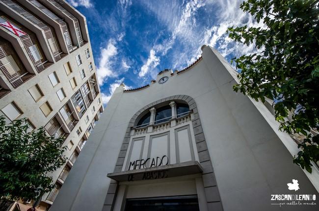 Uno de los edificios civiles más importantes de Villarrobledo es el Mercado de Abastos