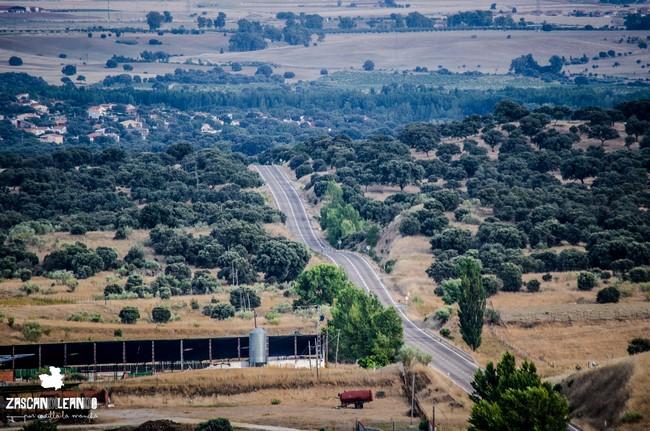 Esta localidad toledana está en la comarca de la sierra de San Vicente