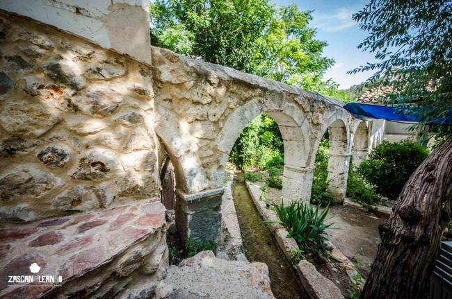 El Sitio de Consolación, en Iniesta, tiene muchas construcciones de interés