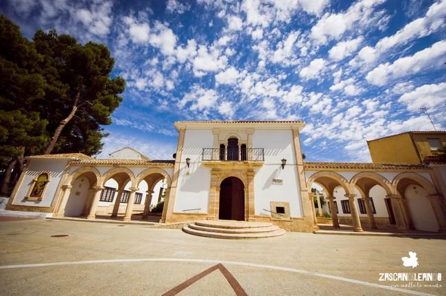 El santuario de la Caridad alberga la imagen de la patrona de Villarrobledo