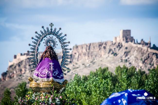 La Virgen de Tejeda a pocos kilómetros de Moya