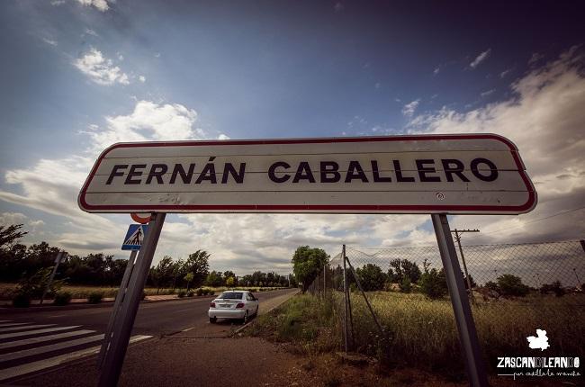 Muy recomendable la visita a este pueblo de Ciudad Real. Fernán Caballero