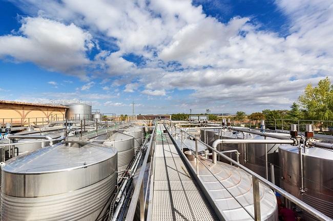 Bodegas Finca La Estacada posee unas instalaciones de primer nivel