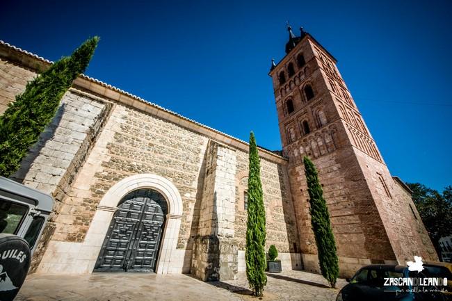 Una de las muestras más importantes del patrimonio religioso de Illescas es su iglesia de Santa María