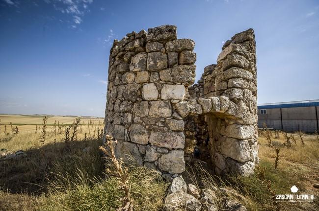 Atalaya del Cañavate, en Cuenca, tiene un molino de viento que está en ruinas