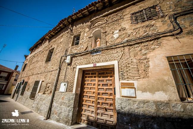 El convento de las Concepcionistas de Illescas fue fundado por el Cardenal Cisneros