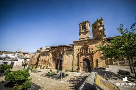 Iglesia de la Trinidad y Torre del Tardón, en Alcaraz, Albacete