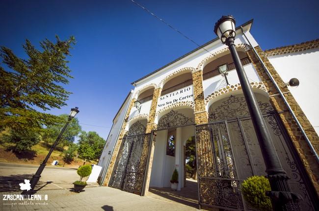 Este santuario se encuentra a cuatro kilómetros de Alcaraz