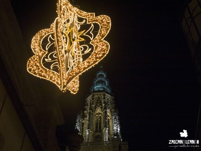 El encendido del alumbrado navideño se produjo el 30 de noviembre