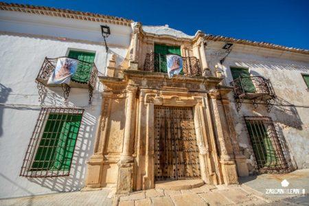 Casa de los Molina, en la villa manchega de Las Pedroñeras