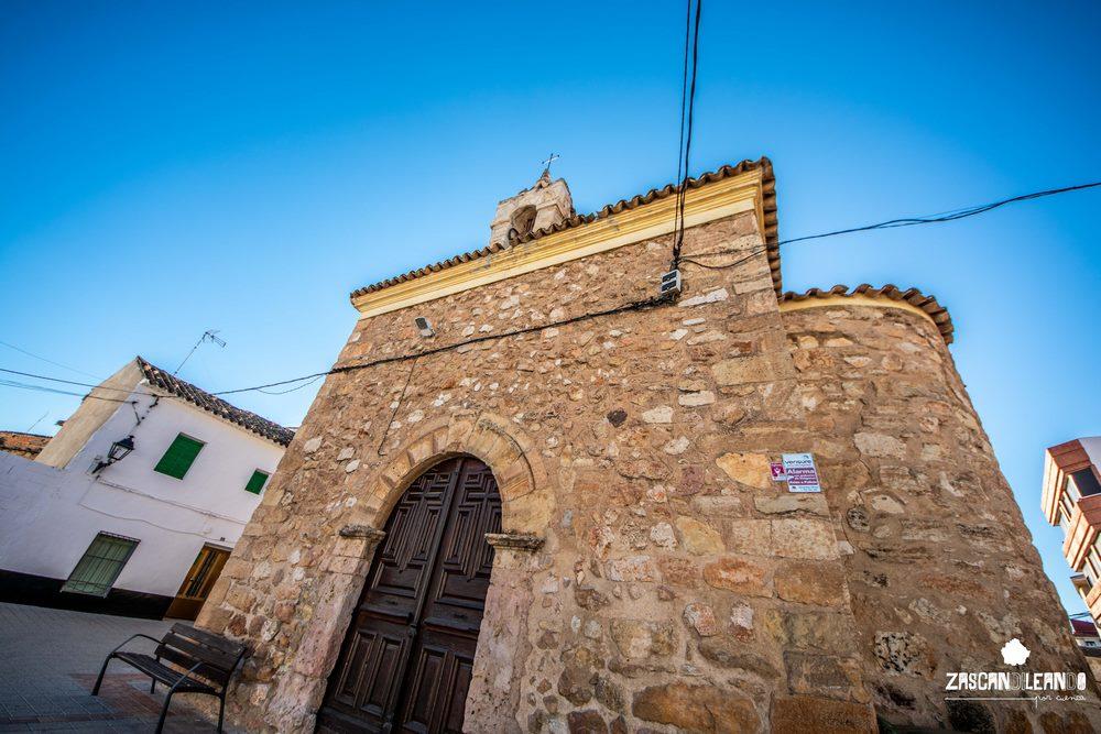Este templo es más antiguo que la iglesia parroquial de Las Pedroñeras