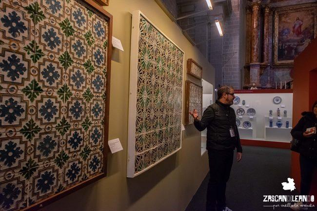 La exposición aTempora, en Talavera de la Reina, cuenta con unos guías de primer nivel