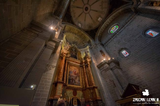Altar Mayor de la parroquia de San Prudencio, en Talavera de la Reina