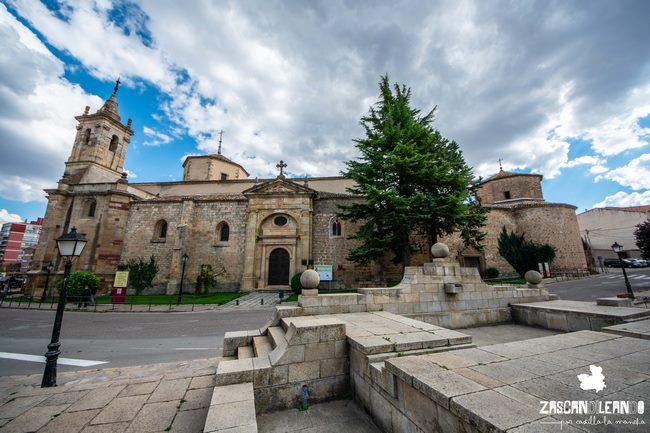 Uno de los edificios religiosos más imponentes de Molina de Aragón