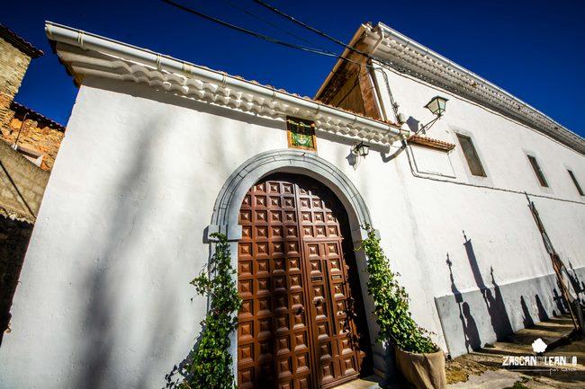 Este templo guarda la imagen más venerada de Cañete