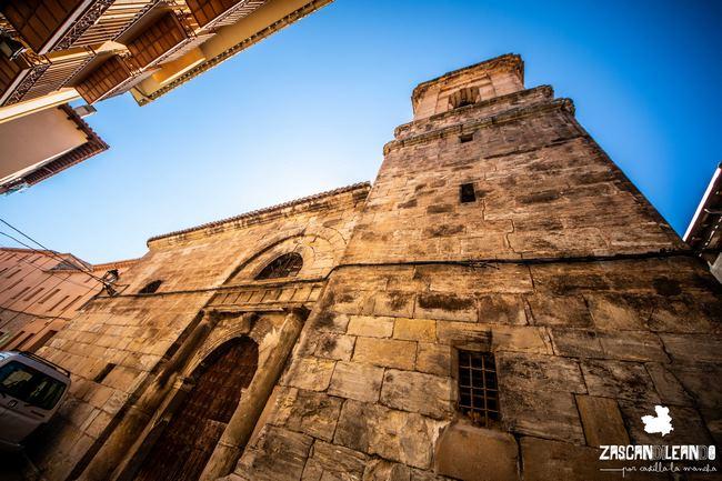 Este templo es el más antiguo de Molina de Aragón