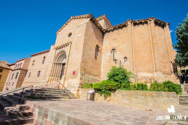 Este templo es la joya del románico de Molina de Aragón