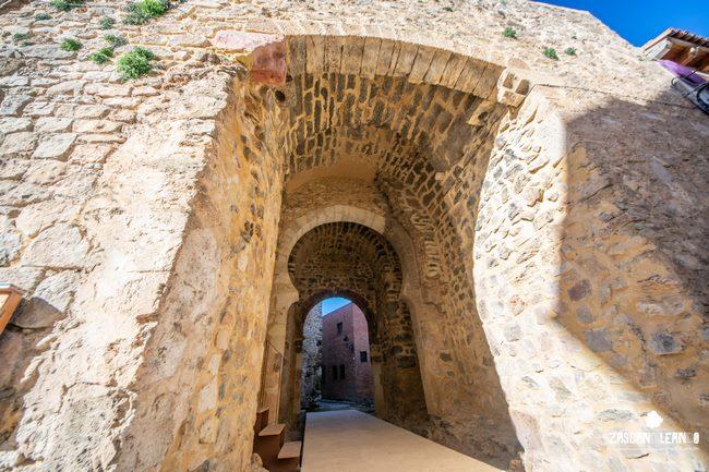 La Puerta de las Eras es una obra arquitectónica fantástica