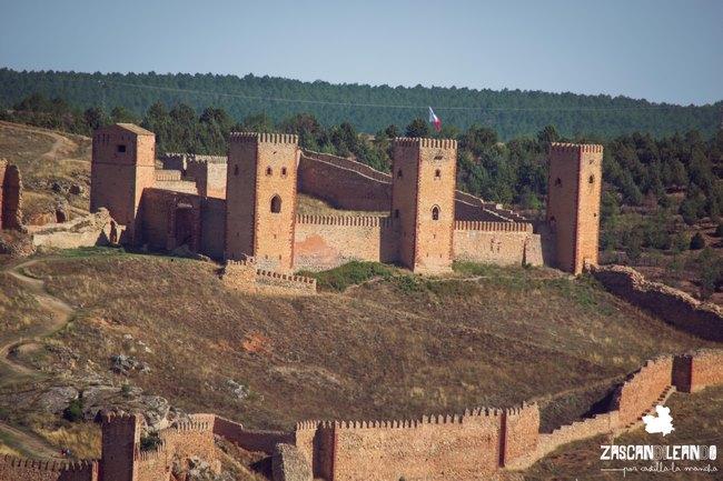 Es el segundo recinto amurallado medieval más extenso de España