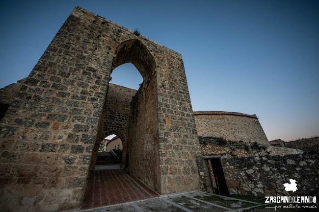 Se ubica en el extremo sur de la villa y era el más importante de Brihuega