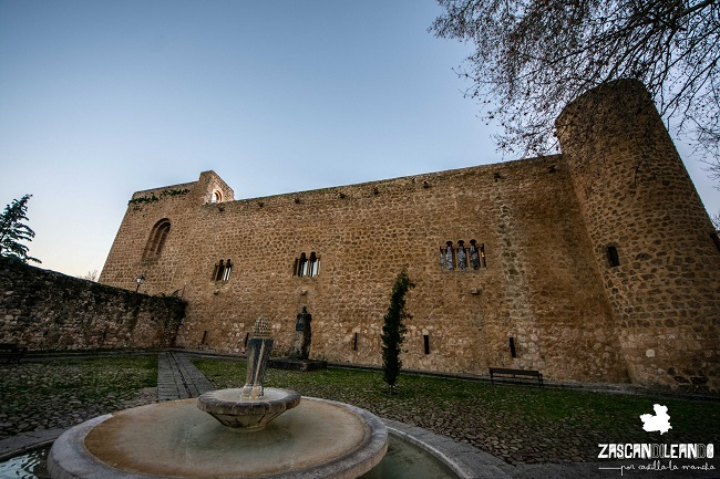 La fortaleza se convirtió en palacio arzobispal