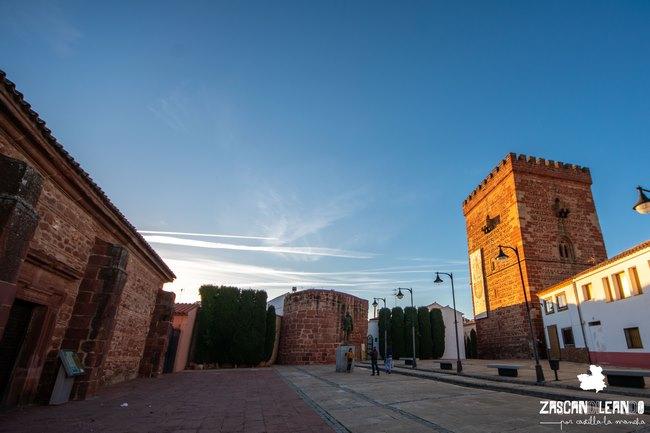 El cubillo tiene unos orígenes inciertos, quizás formase parte de la muralla de Alcázar