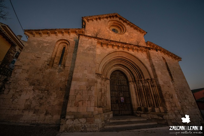Se construyó en el siglo XIII, al igual que la de San Felipe