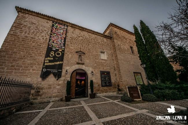 El museo de miniaturas del Profesor Max es uno de los más interesantes y curiosos de España